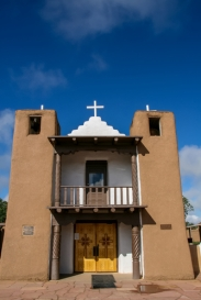 San Geronimo Church Taos